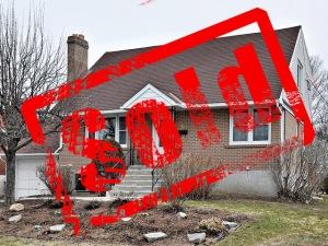 863 Aaron is Sold by Bill Meyer