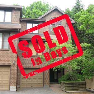 16 Summershade Sold in Days - Thanks to Sylvie Begin and Sean Tasse