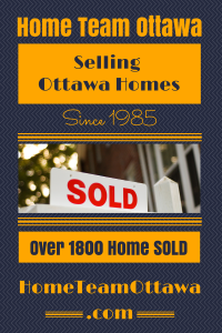 Home Team Ottawa ~ 1800 Home Sold