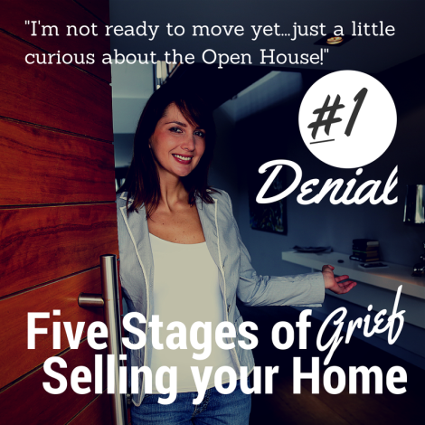 5 Stages of Selling your Home #1