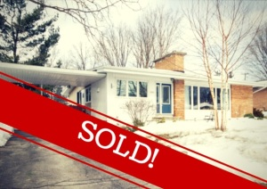 2085 Strathmore Blvd in Glabar Park is Sold thanks to Bill Meyer
