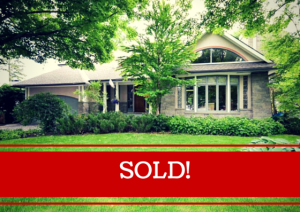 823 Maplecrest is SOLD thanks to Bill Meyer