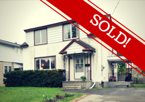 282 Westhill in Westboro is Sold thanks to Sylvie Begin