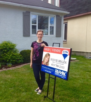 1418 Larose is Sold - Some Happy Clients