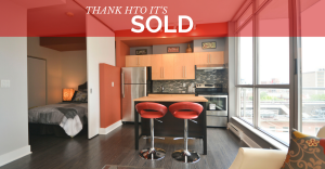 180 York #806 is SOLD