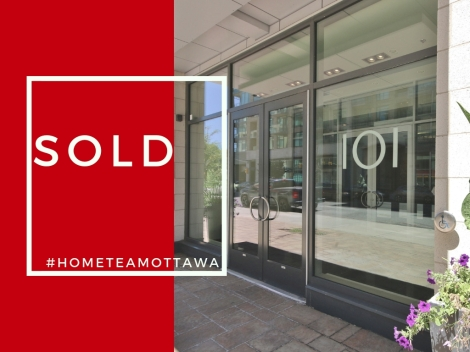 101 Richmond #610 is SOLD
