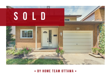 59 Benlea is SOLD!